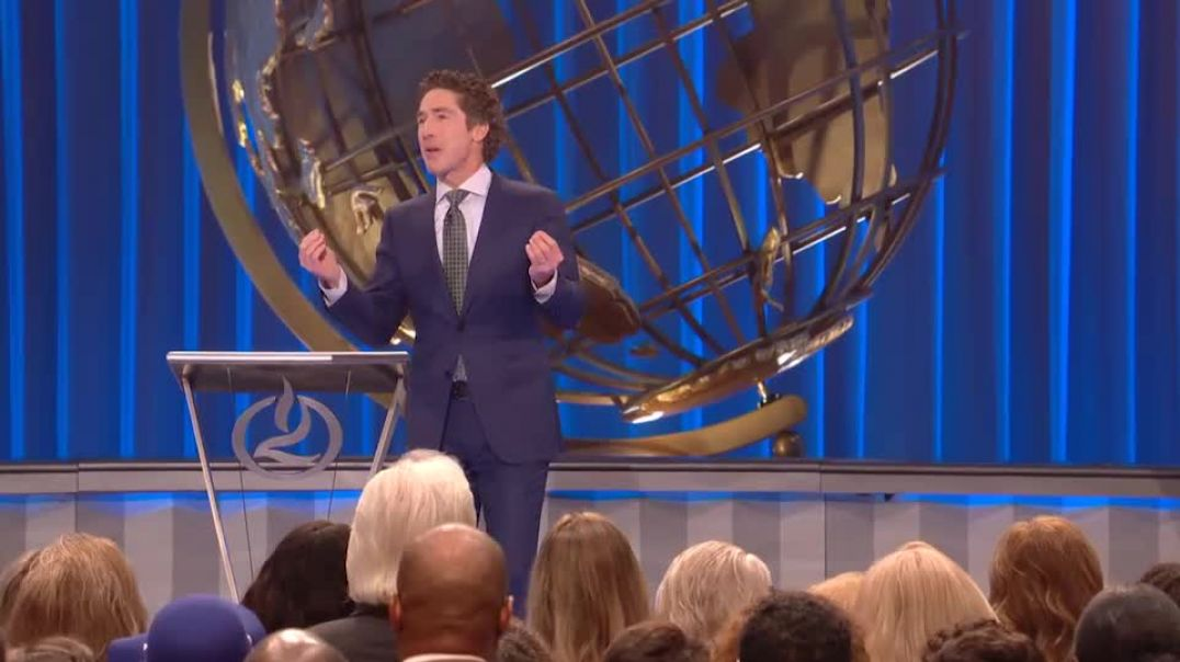Joel Osteen — Recognize God's Goodness