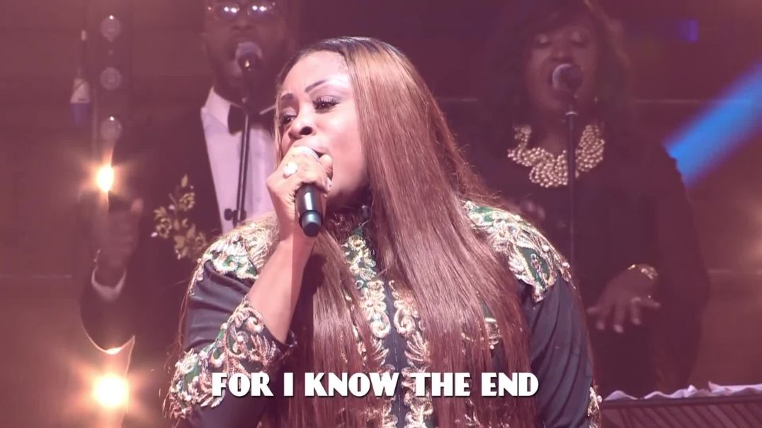 SINACH // END IN PRAISE