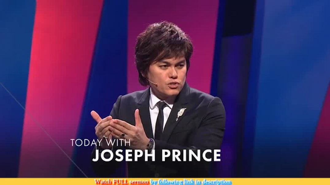 Joseph Prince — Say Amen To God's Promises!