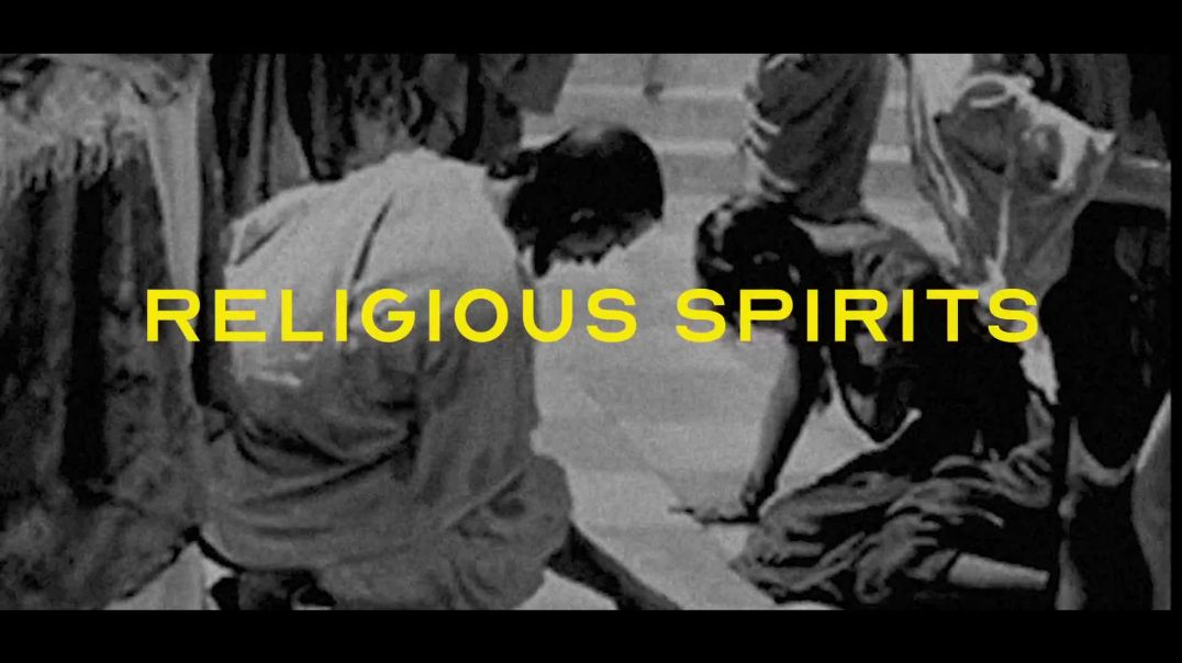 Religious Spirits: Pride