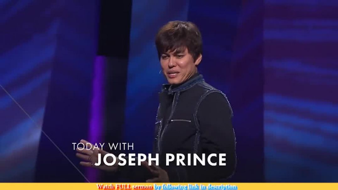 Joseph Prince — Give Me This Mountain