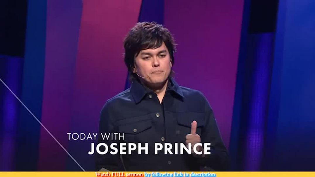Joseph Prince — Jesus' Love Unveiled In The Song Of Songs