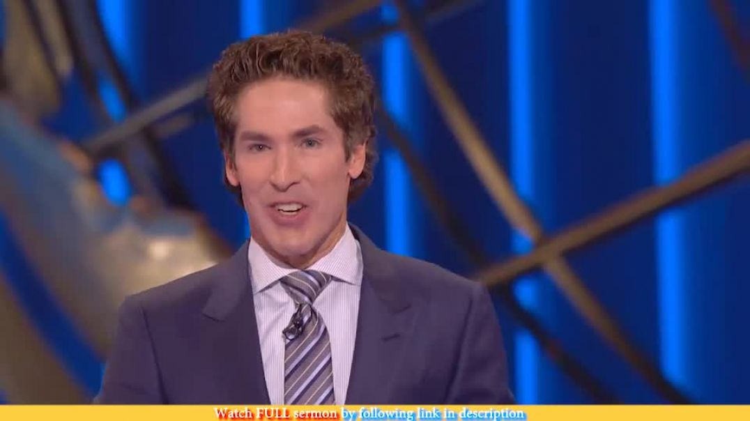 Joel Osteen - Unclutter Your Mind