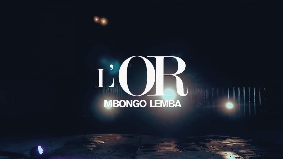 L'Or Mbongo  //  MA ROBE DE GLOIRE