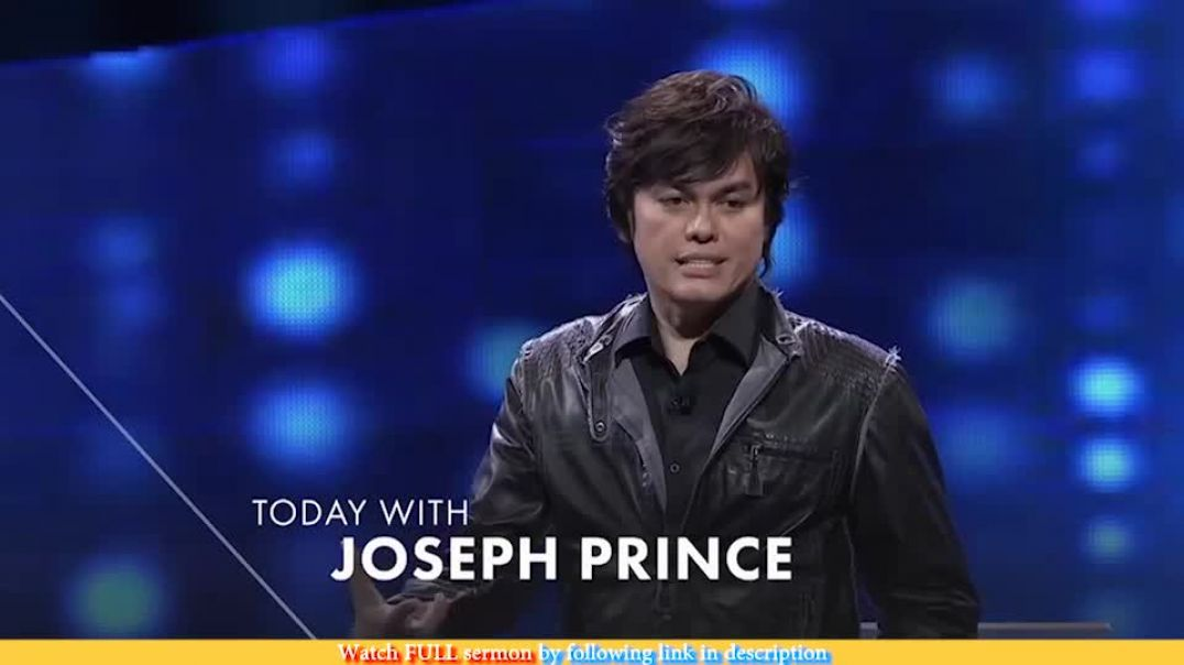 Joseph Prince — Find Hope In God's Covenant With You