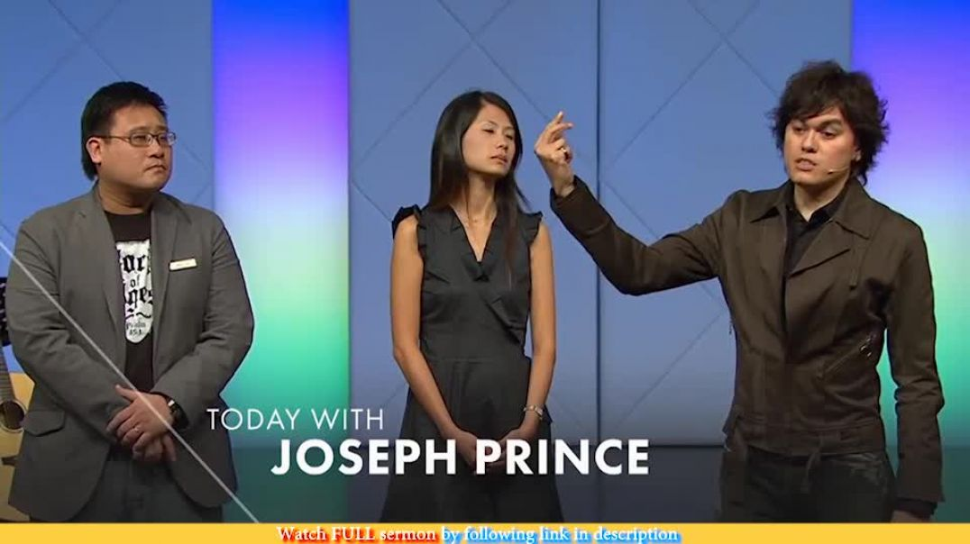 Joseph Prince — The Romance Of Grace