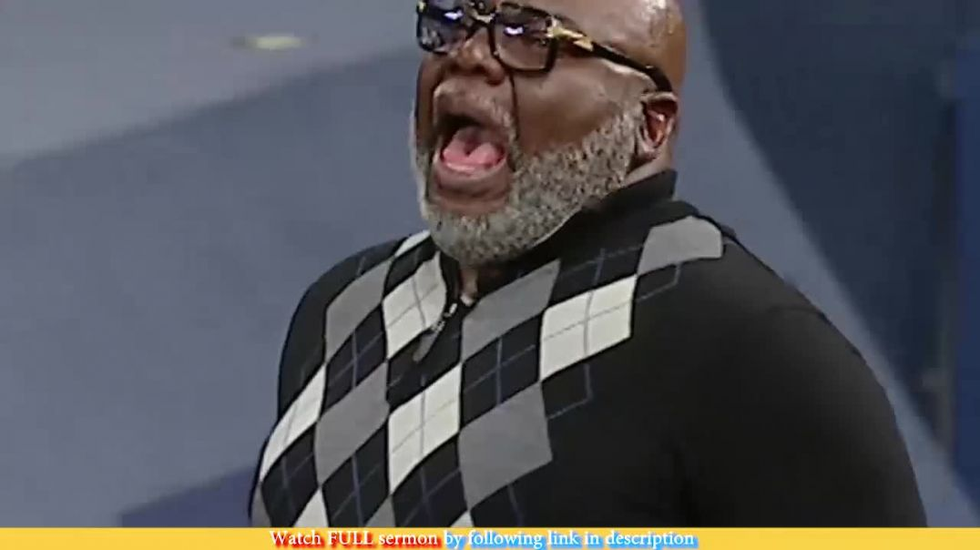 TD Jakes — The King is Coming (From series The Pacemaker)