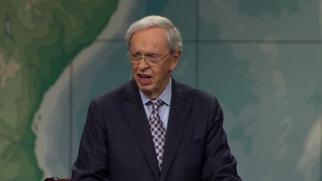 Charles Stanley — Looking Deeper Into The Will of God
