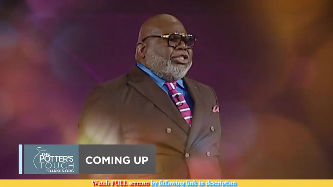 TD Jakes — Zion Is Calling Me (From series The Pacemaker)
