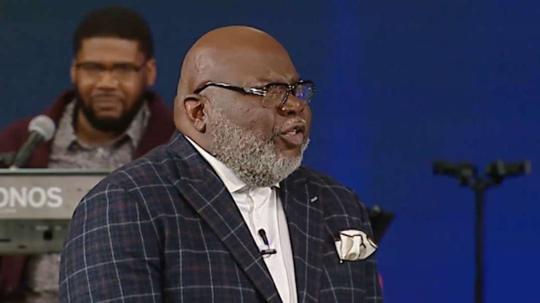 TD Jakes — The Power of an Instrument (From series The Pacemaker)