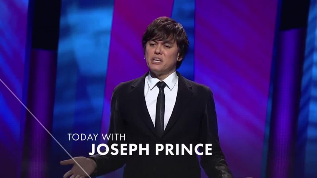 Joseph Prince — Eat Your Way To Divine Health