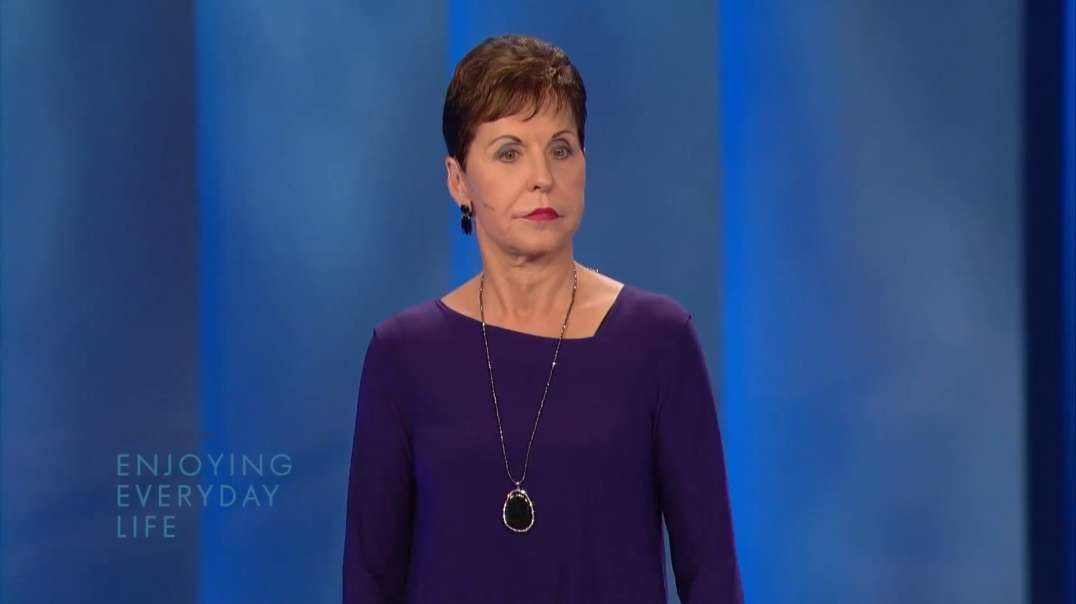 Joyce Meyer — Defeating Giants