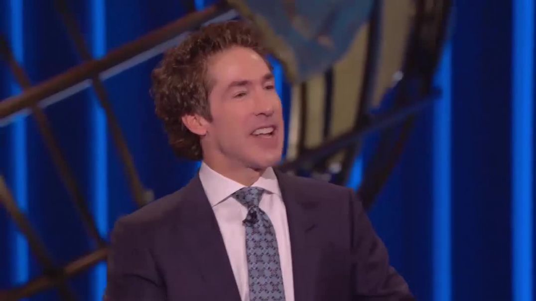 Joel Osteen — Positioned for Increase