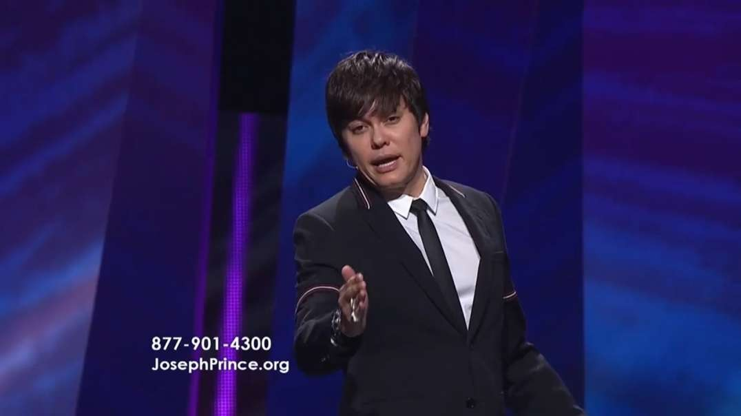Joseph Prince — Positioned For His Provision