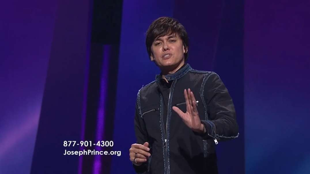 Joseph Prince — The Key To Live Blessed