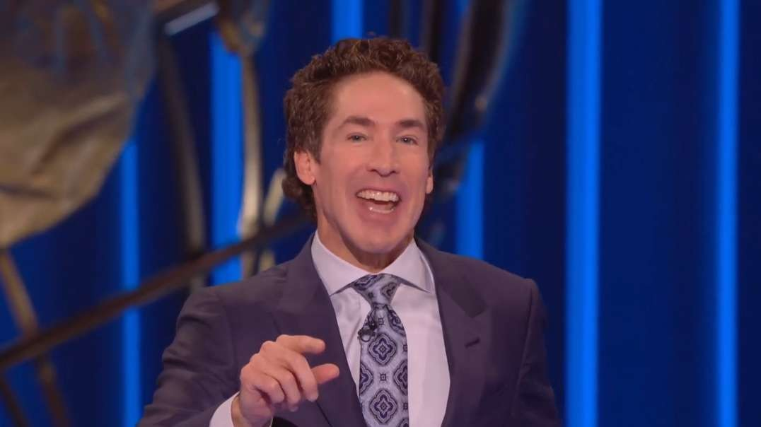 Joel Osteen — Keep Believing For Your Loved Ones