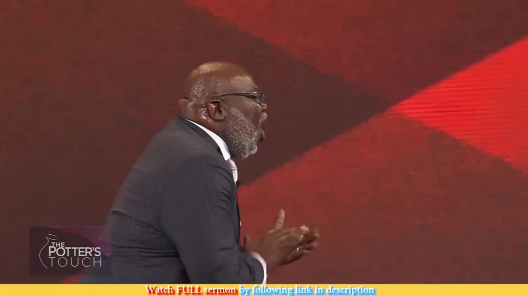 TD Jakes — Shattering The Norm