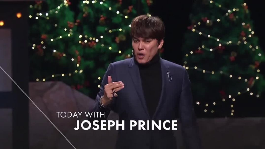 Joseph Prince — The Christmas Story, From Creation to the Cross