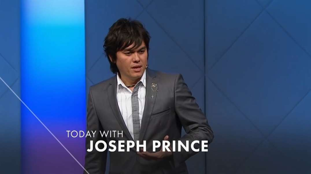 Joseph Prince — Receiving Healing With Faith And Patience