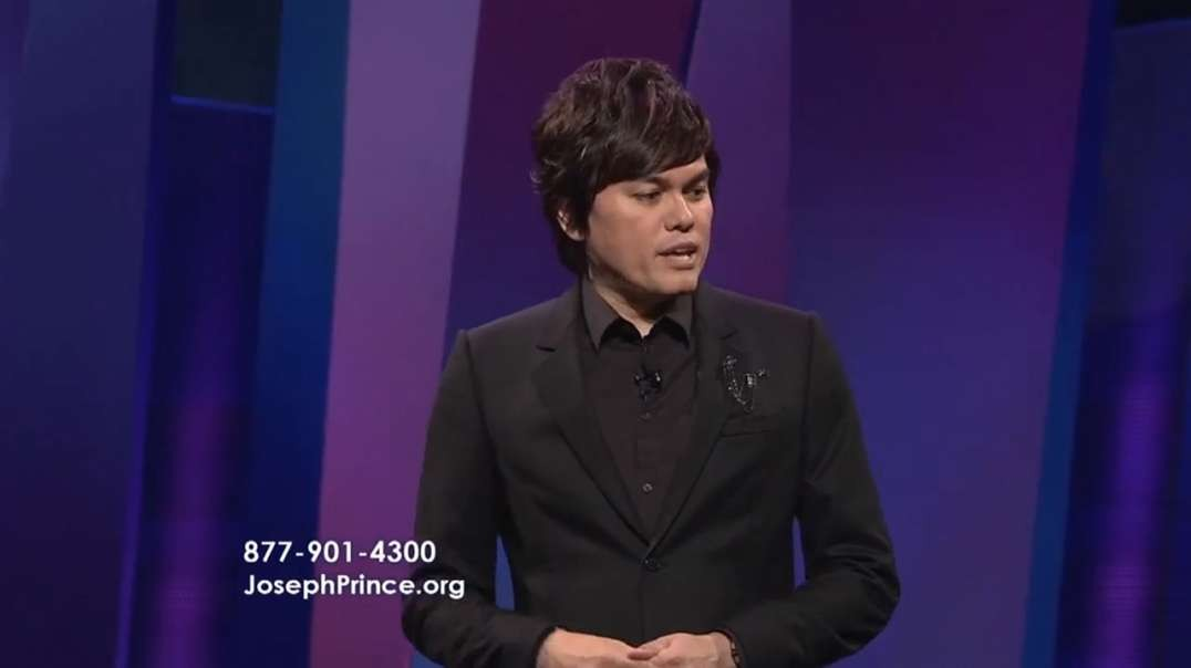 Joseph Prince — Feed On God's Word For Your Healing And Success