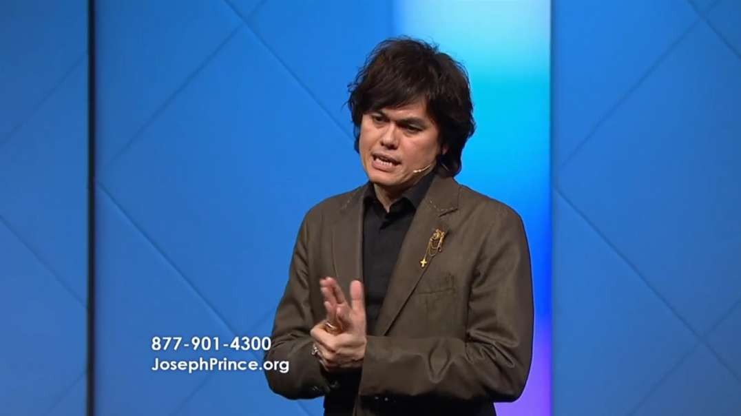 Joseph Prince — The Healing Power Of God's Gift Of Righteousness