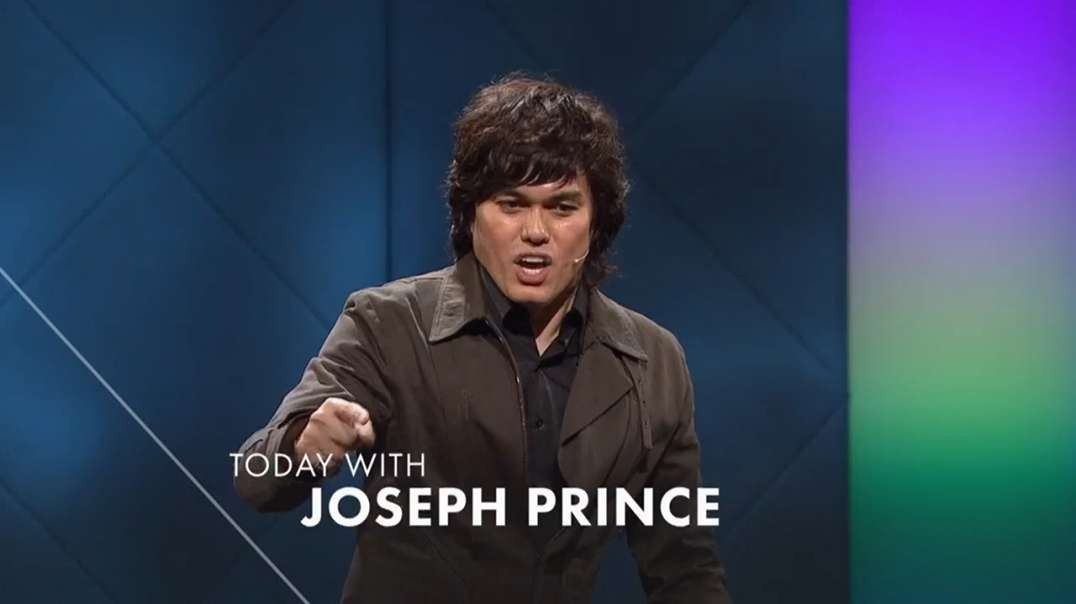 Joseph Prince — Rest And Receive At Jesus' Feet