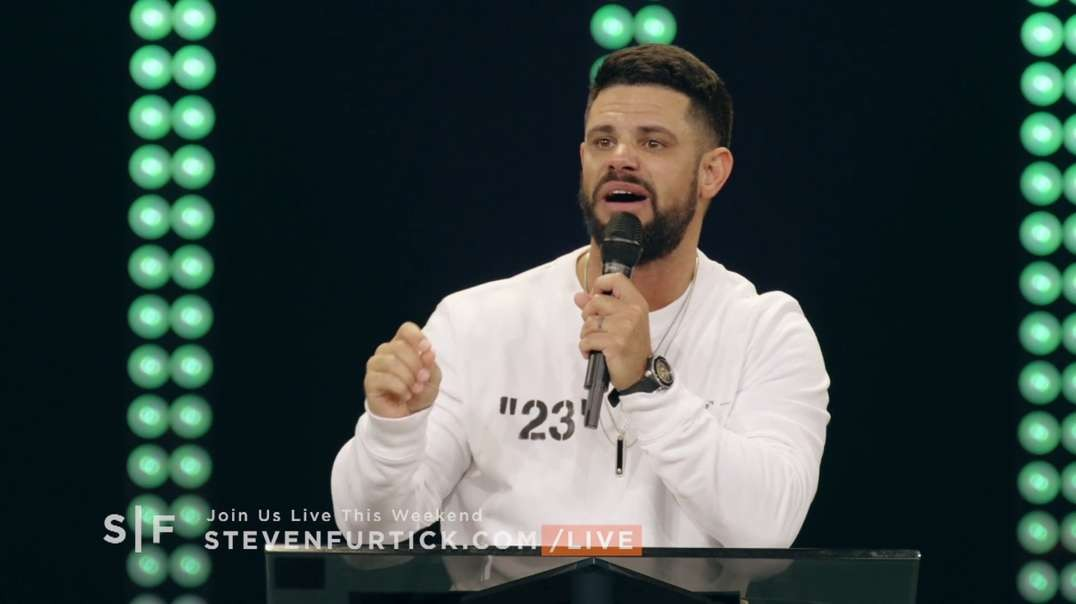 Steven Furtick — When The Battle Chooses You
