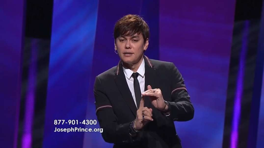 Joseph Prince — Prosper Through Prophetic Preaching