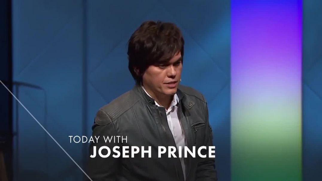 Joseph Prince — Speak God's Language Of Faith