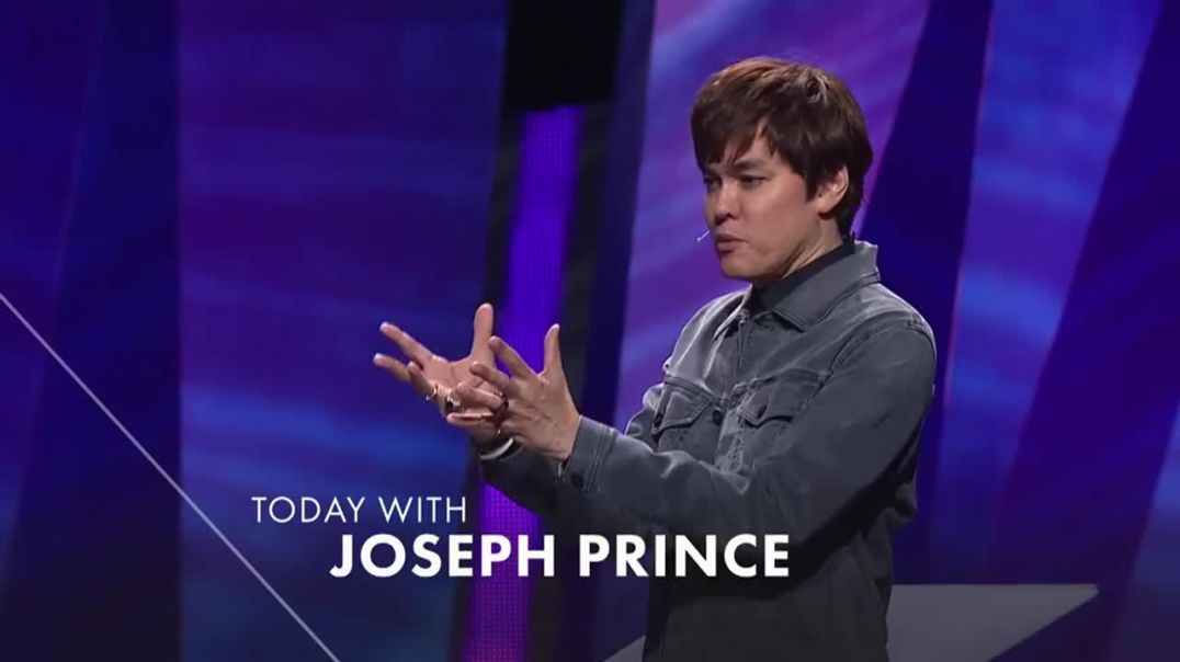 Joseph Prince — Live Out Your High Calling
