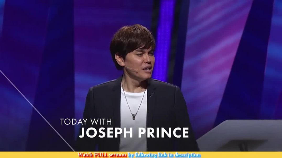 Joseph Prince — The Overflow Life For You - #575