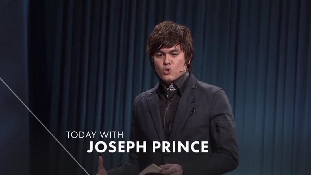 Joseph Prince — Imperfect Faith is Not A Barrier To Gods Grace