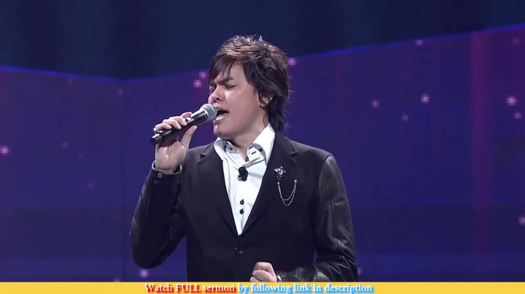 Joseph Prince — Worship With The Psalms Of David And See Good Days