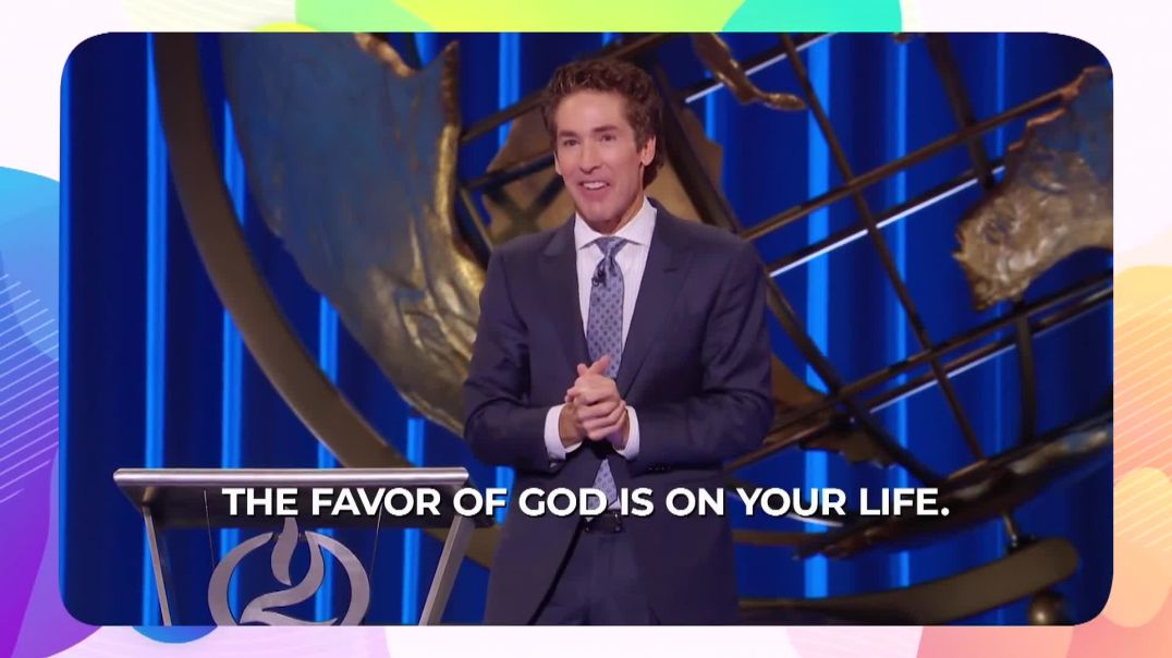 Believing When You're Not Seeing // Joel Osteen